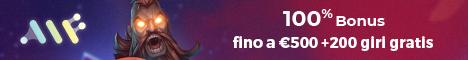 AlfCasino bonus slot online